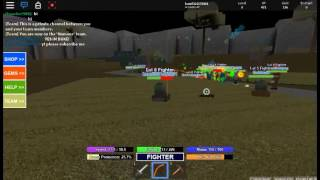 humans vs orc who win? (ROBLOX Field of batlle)
