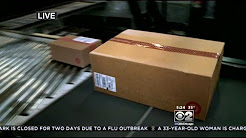 Massive UPS Hub Processing Millions Of Packages