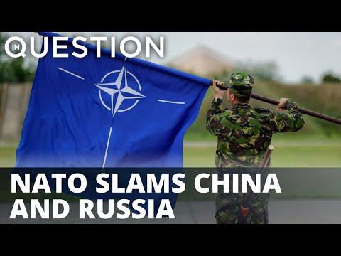 NATO slams China, Russia before Biden-Putin meeting