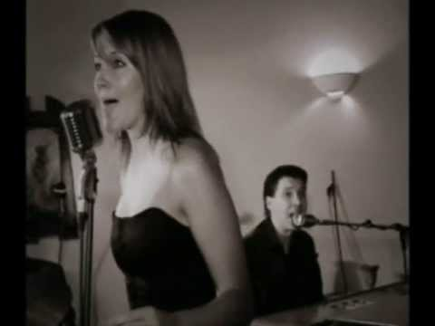 Pinstripe Suit & Robin Phillips   Jazz & Swing Music  tional Video  2010