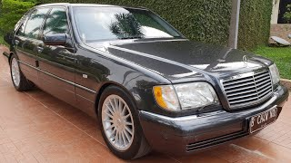 In Depth Tour Mercedes Benz S500 [W140] (1997) - Indonesia