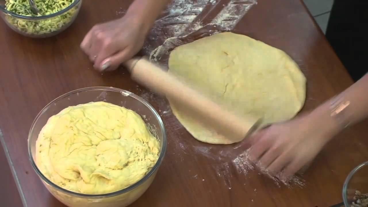 Рецепт заливного теста для пирога