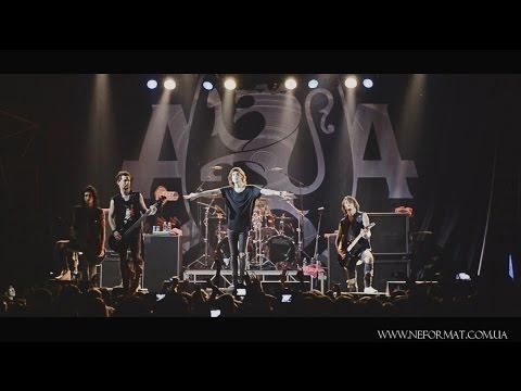 Asking Alexandria - 5 - Breathless - Live@Bingo [03.11.2015]