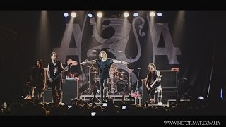 Asking Alexandria - 5 - Breathless - Live@Bingo, Kiev [03.11.2015]