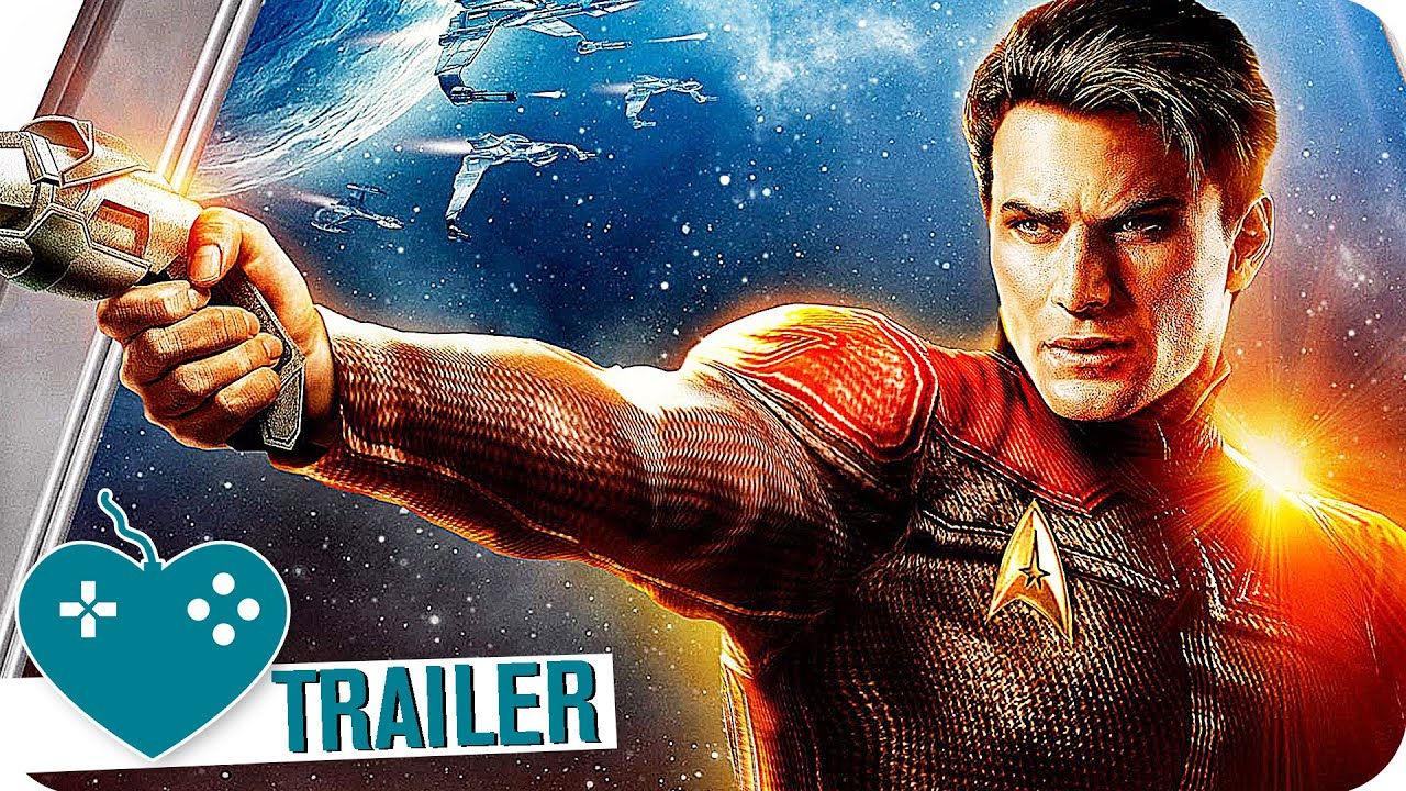 Star Trek Online Trailer 2016 Ps4 Xbox One Youtube