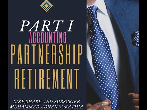 Partnership Retirement Lecture I- Urdu/Hindi By Muhammad Adnan Sorathia