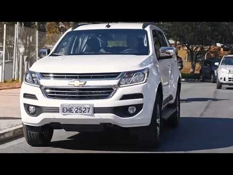 Chevrolet Trailblazer. Обзор