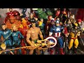 SENTRYproductions Marvel Legends Collection Update (First Video in 3 years!)