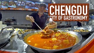 Braised Pork Belly (& Cafeterias in China) // Chengdu: City of Gastronomy 45