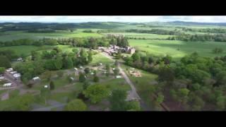 Hoddam Castle Caravan Park