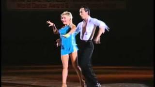 Michael Malitowski & Joanna Leunis Chacha World Dance Award 2005