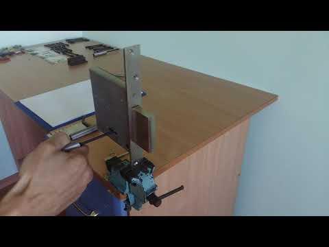 Самоимпрессия CISA   Карточка для сувальдного замка CISA 3+3