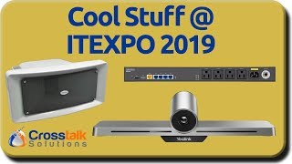 Cool Stuff @ ITEXPO 2019