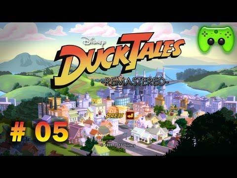 DUCKTALES REMASTERED # 05 - Gundel Gaukeley «» Let's Play DuckTales Remastered | Full HD