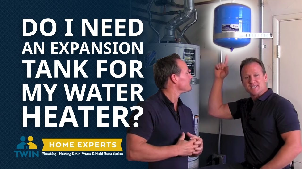 Hot Water Heater Problems >> Los Angeles Plumber: Do I need an expansion tank at my water heater? - YouTube