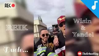 Reik Ft. Wisin & Yandel - Duele