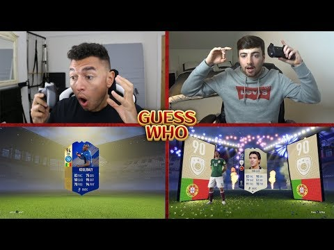 ITS FINALLY HAPPENED EPIC WORLD CUP GUESS WHO FIFA vs Homelespenguin 🔥 WORLD CUP FIFA