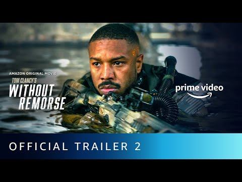 Without Remorse - Official Trailer 2   Amazon Prime Video