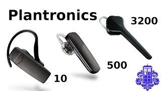 видео Обзор Bluetooth-гарнитуры Plantronics Explorer 500
