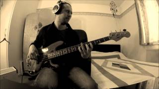 Feel Right (Explicit) - Mark Ronson ft Mystikal ---Bass Cover--- played by Gav
