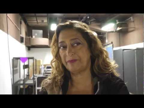 Cannes Lions TV: Zaha Hadid