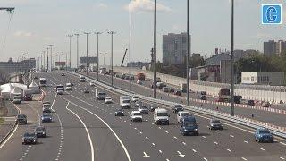 Вот таким теперь стал объезд Тарасовки на Ярославском шоссе