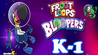 Angry Birds Space: FROOT LOOPS BLOOPERS K-1 Walkthrough 3 Stars