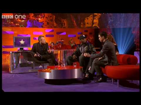 Thumbnail: 50 Cent In Danger and Catherine's Catchphrases - The Graham Norton Show - BBC One - Highlight
