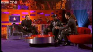 50 cent in danger and catherines catchphrases the graham norton show bbc one highlight
