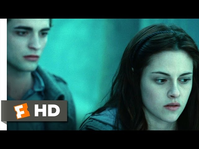 Twilight (5/11) Movie CLIP - I Know What You Are (2008) HD