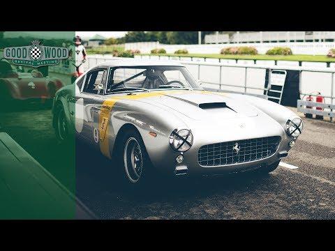 The Ferrari 250 SWB ages like a fine wine