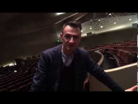 A Visit to the Guangzhou Opera House