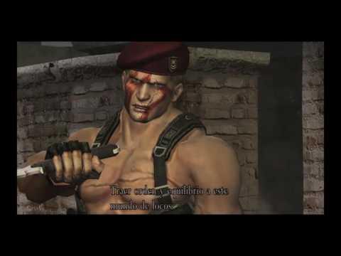 Resident evil 4 leonardo ken-y #5 buscando a jordi wild