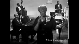 Ella Fitzgerald & Tommy Flanagan Trio - Them There Eyes, 1965