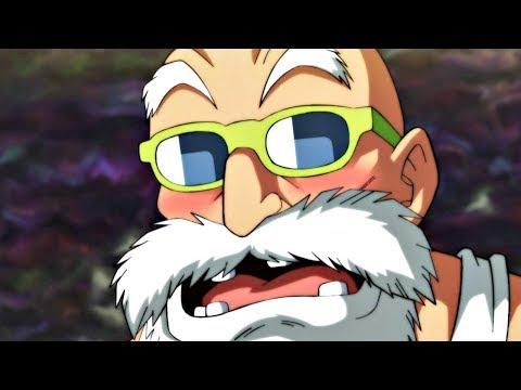 Master Roshi vs Universe 4: Dragon Ball Super Episode 105 Preview