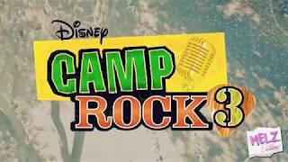Camp rock 3 pelicula completa en español