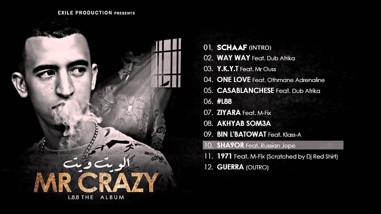 mr crazy 3a9liya mhabsa mp3