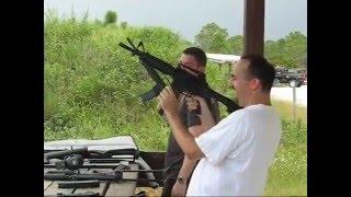 AK47 G3 M16 M4 Uzi