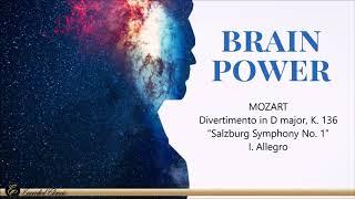 Brain Power & Classical Music | Mozart Vivaldi Bach Beethoven
