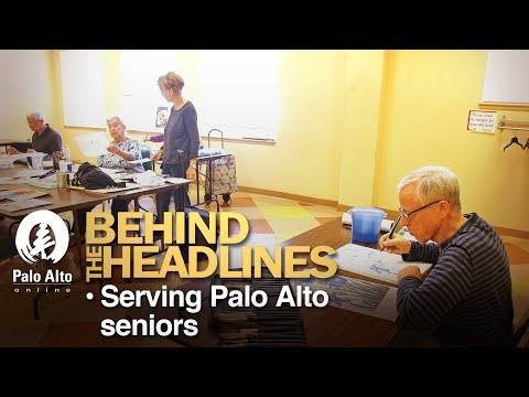 Behind The Headlines - Serving Palo Alto Seniors