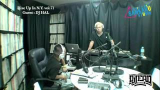 Rize Up In N Y  vol 71  Guest  DJ HAL