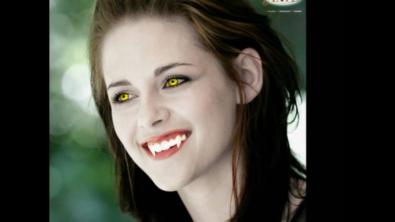 twilight saga bella as vampire youtube