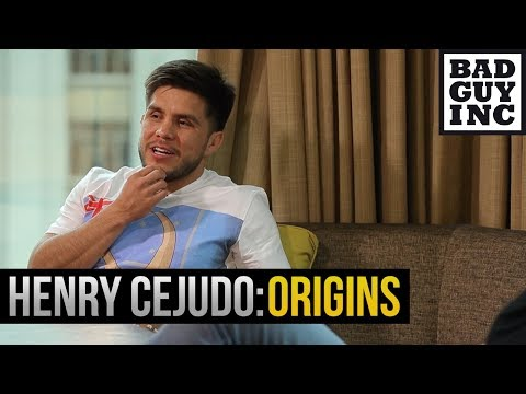 Henry Cejudo's origins of MMA and the impact of coach Terry Brands.