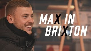 Max Meyer's Vegan Tips | Heading out to south London in Mercedes AMG GT