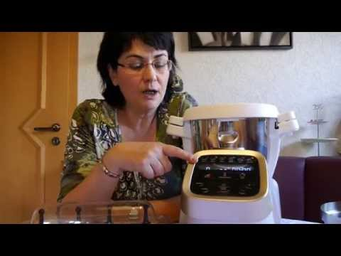 Kochen mit der Krups Prep & Cook HP5031
