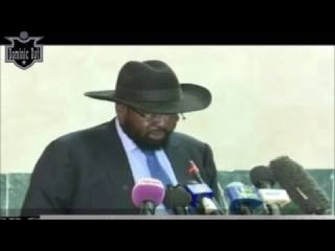 South Sudan News -President Kiir addressed the Nation