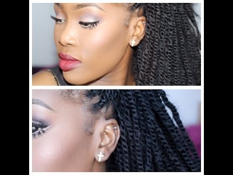 All about my Marley twists! - YouTube