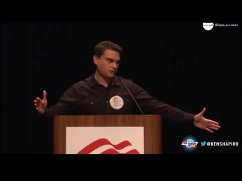 Ben Shapiro 'Debunks' the 'Racist Platform Switch at The University of Santa Barbra