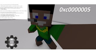 Como Corrigir O Erro Do Minecraft 0xc0000005 {Remake}