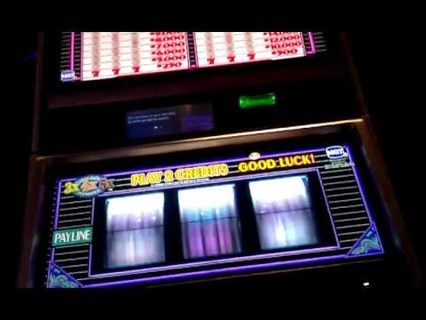 15 Double 3x 4x 5x Dollars Jackpot Slot Machine Line H